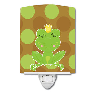 Buy this Frog Prince #4 Ceramic Night Light BB8991CNL