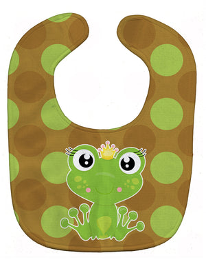 Buy this Frog Prince Baby Bib BB8993BIB
