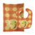 Buy this Zoo Month 4 Palm Tree Baby Bib & Burp Cloth BB9011STBU