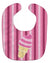 Buy this Ice Cream Cone Pink Swirl Baby Bib BB9065BIB