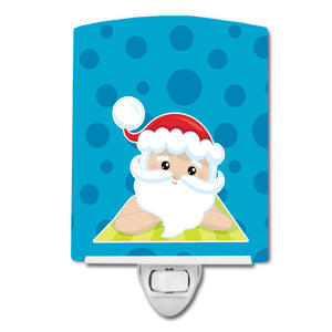 Buy this Beach Santa Claus #8 Ceramic Night Light BB9075CNL