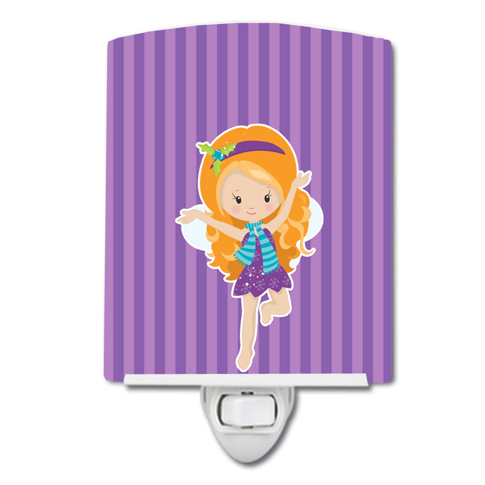 Buy this Ginger Haired Fairy #2 Ceramic Night Light BB9148CNL