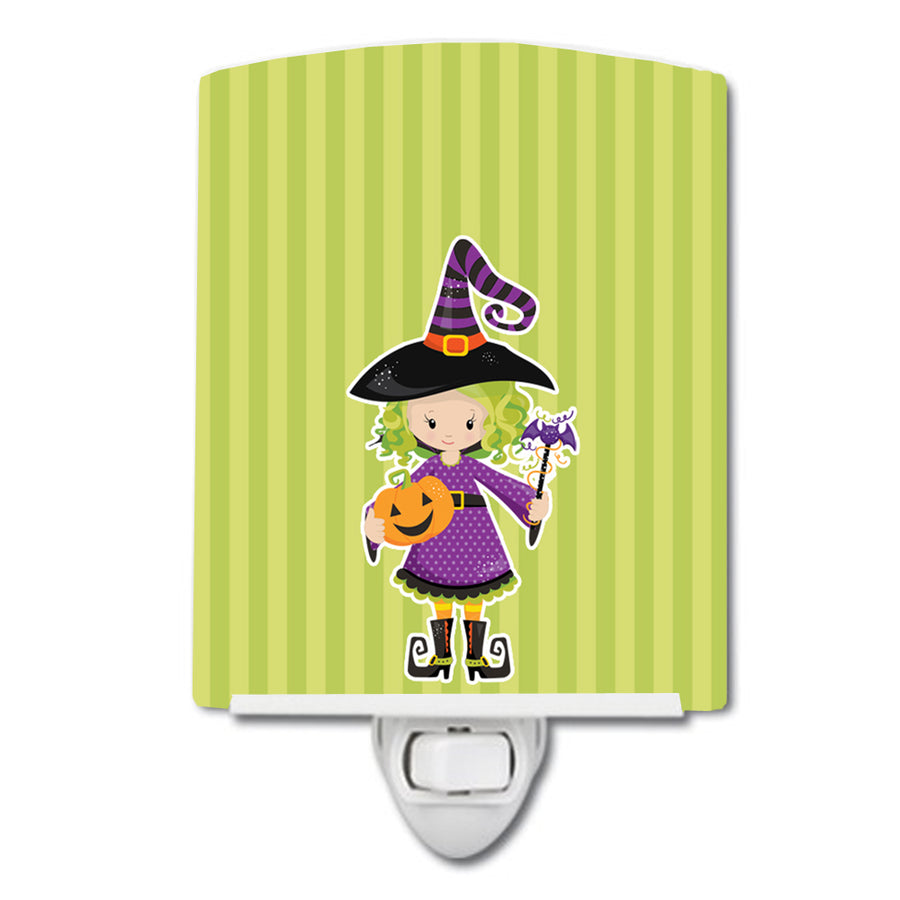 Buy this Halloween Witch #2 Ceramic Night Light BB9155CNL