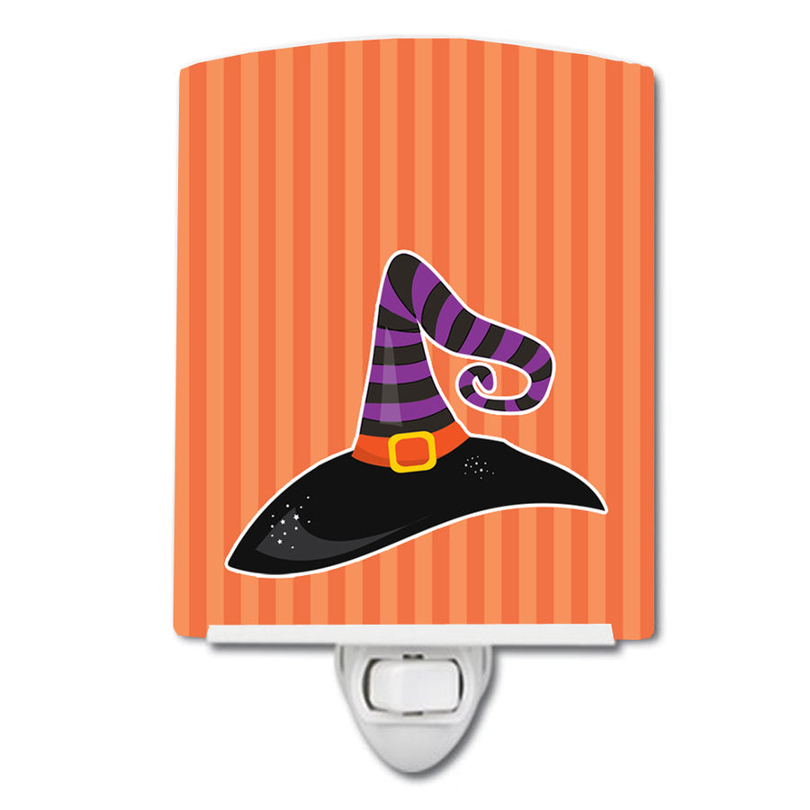 Buy this Halloween Witch's Hat #2 Ceramic Night Light BB9160CNL