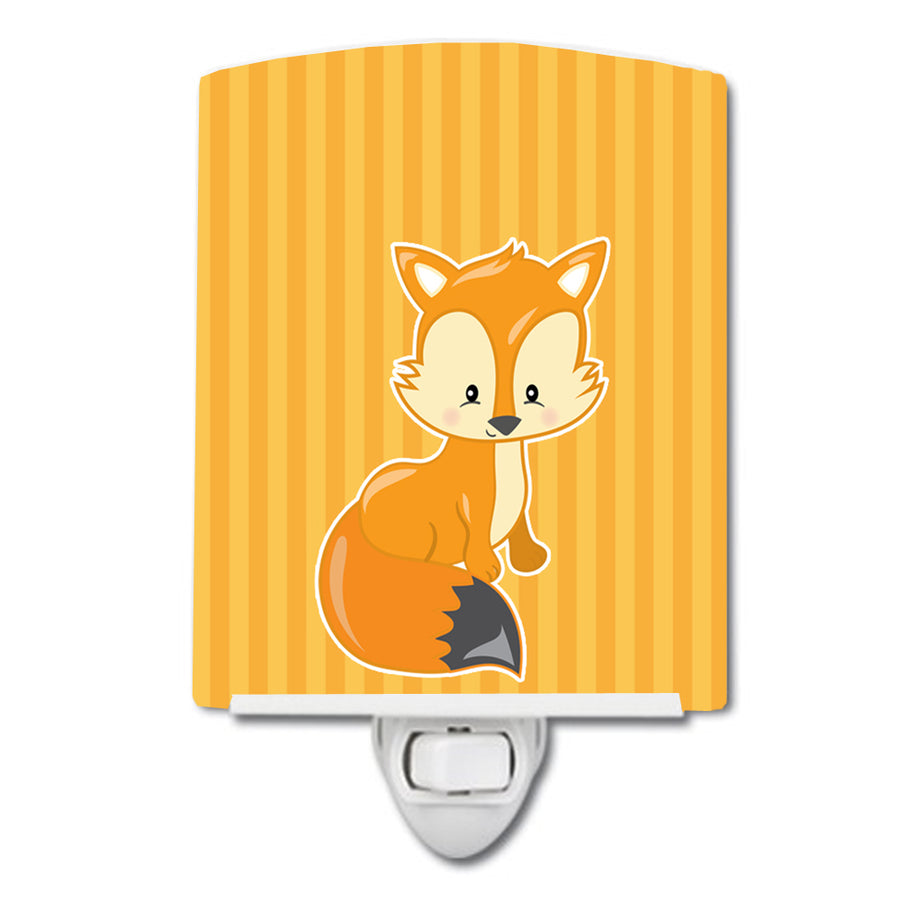 Buy this Fox Ceramic Night Light BB9164CNL