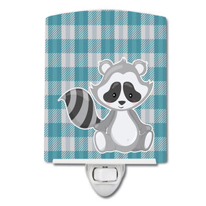 Buy this Raccoon Ceramic Night Light BB9165CNL