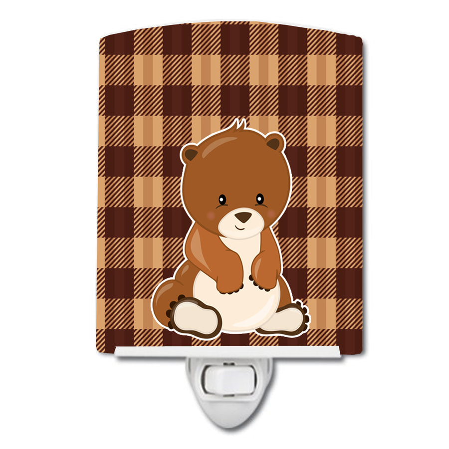 Buy this Bear Ceramic Night Light BB9166CNL