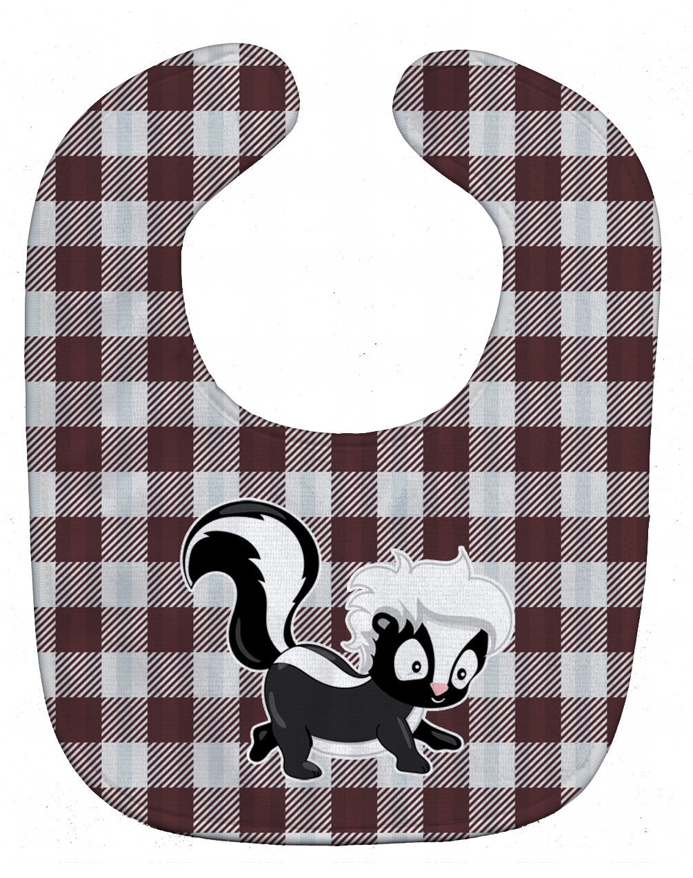 Skunk Baby Bib BB9168BIB by Caroline's Treasures