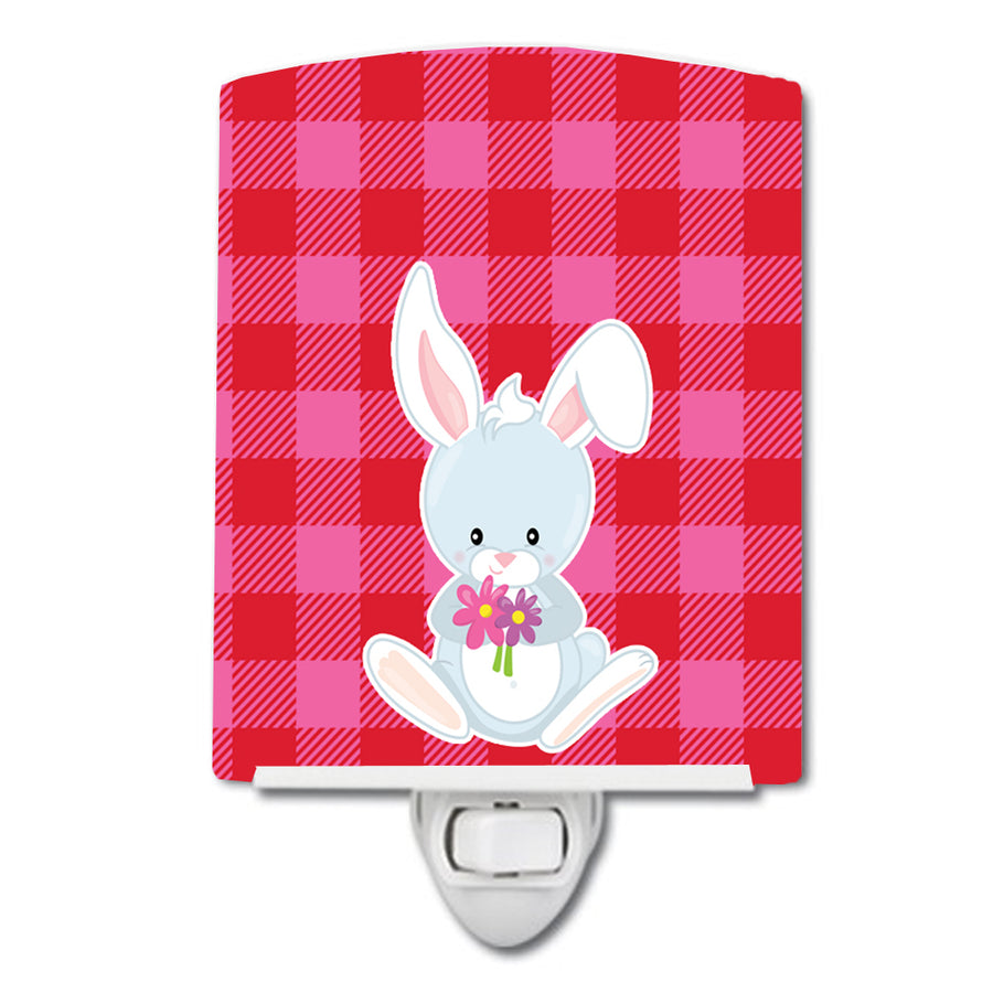 Buy this Bunny Rabbit #2 Ceramic Night Light BB9171CNL