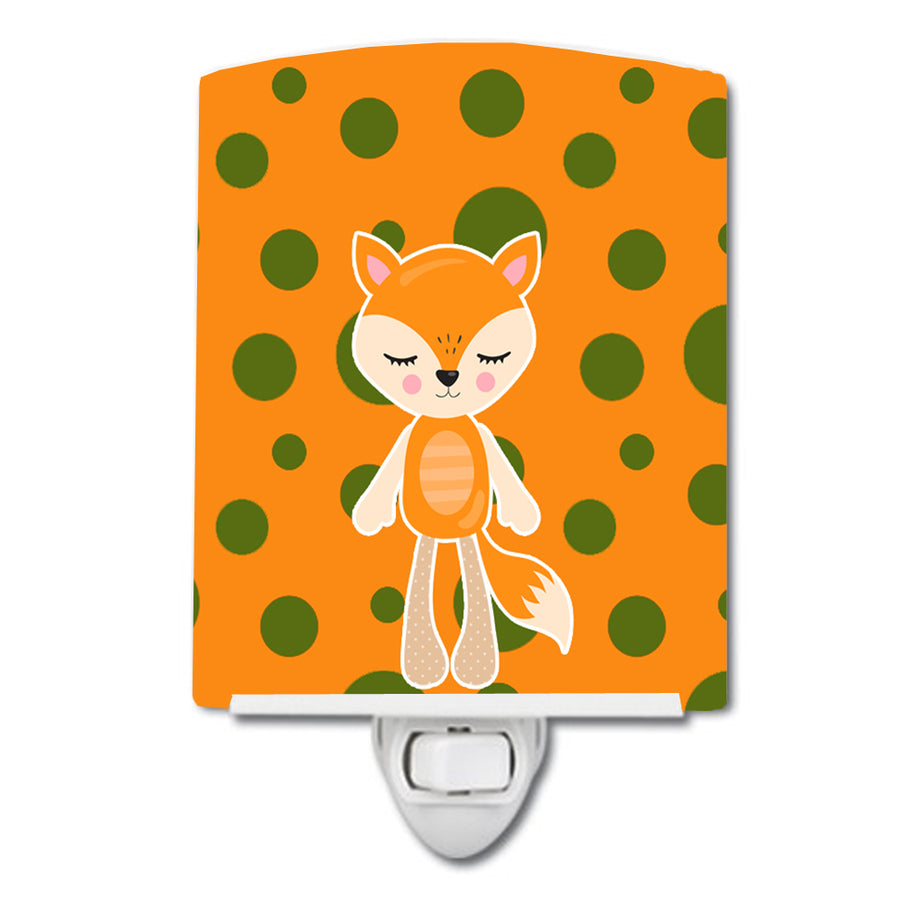 Buy this Fox #2 Ceramic Night Light BB9178CNL