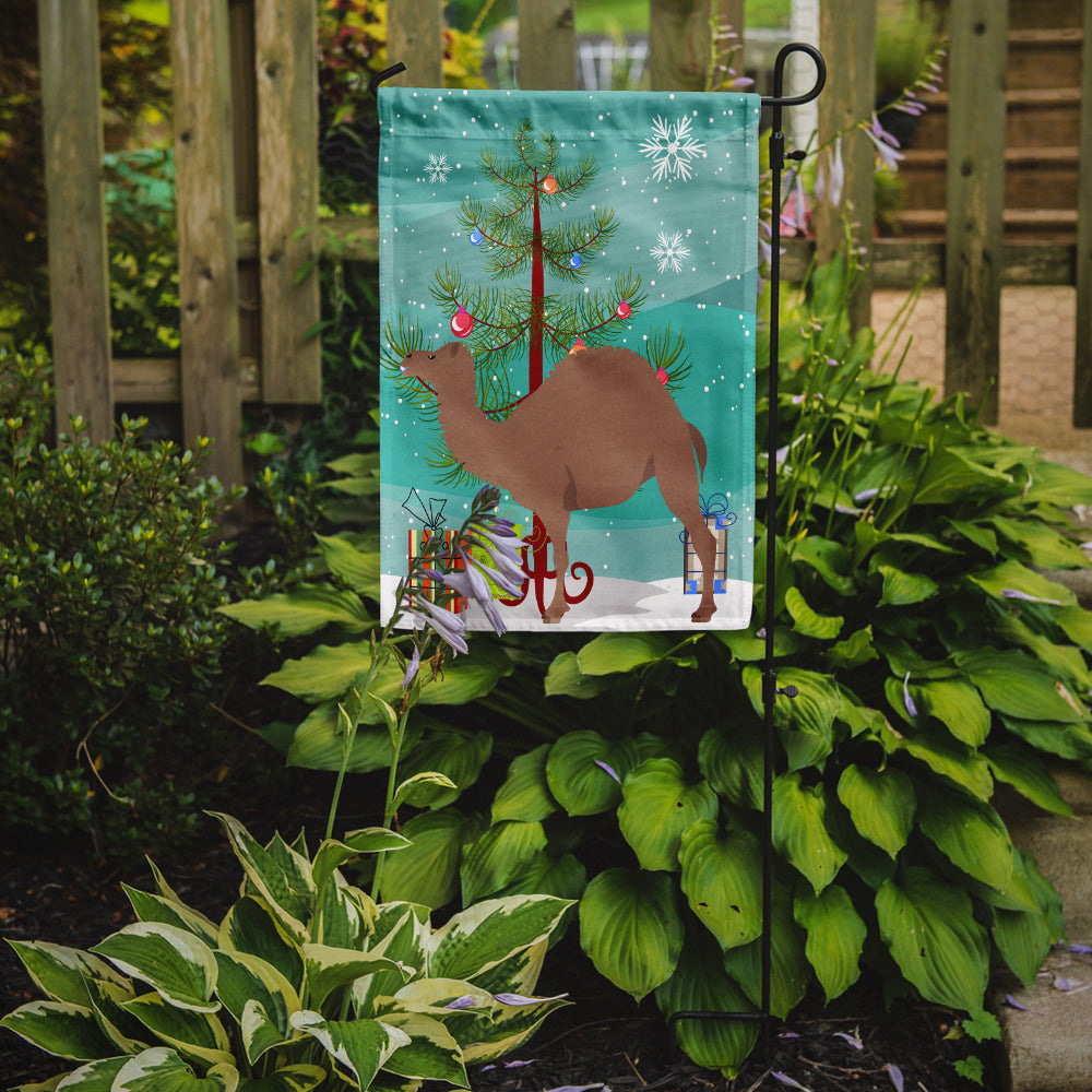 F1 Hybrid Camel Christmas Flag Garden Size BB9186GF by Caroline's Treasures
