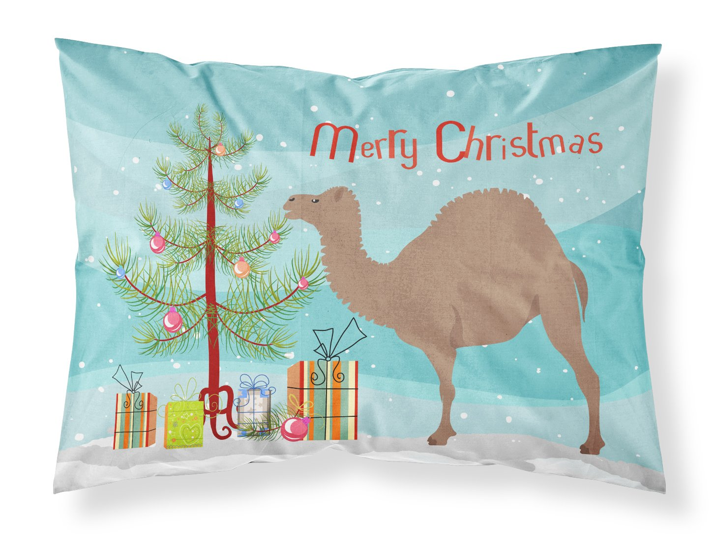 Buy this F1 Hybrid Camel Christmas Fabric Standard Pillowcase BB9186PILLOWCASE