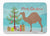 Buy this F1 Hybrid Camel Christmas Machine Washable Memory Foam Mat BB9186RUG
