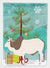 Malvi Cow Christmas Flag Garden Size BB9197GF by Caroline's Treasures