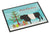 Belted Galloway Cow Christmas Indoor or Outdoor Mat 24x36 BB9198JMAT by Caroline's Treasures