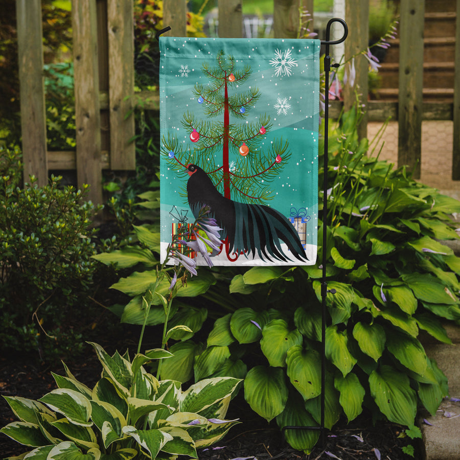 Buy this Sumatra Chicken Christmas Flag Garden Size BB9200GF