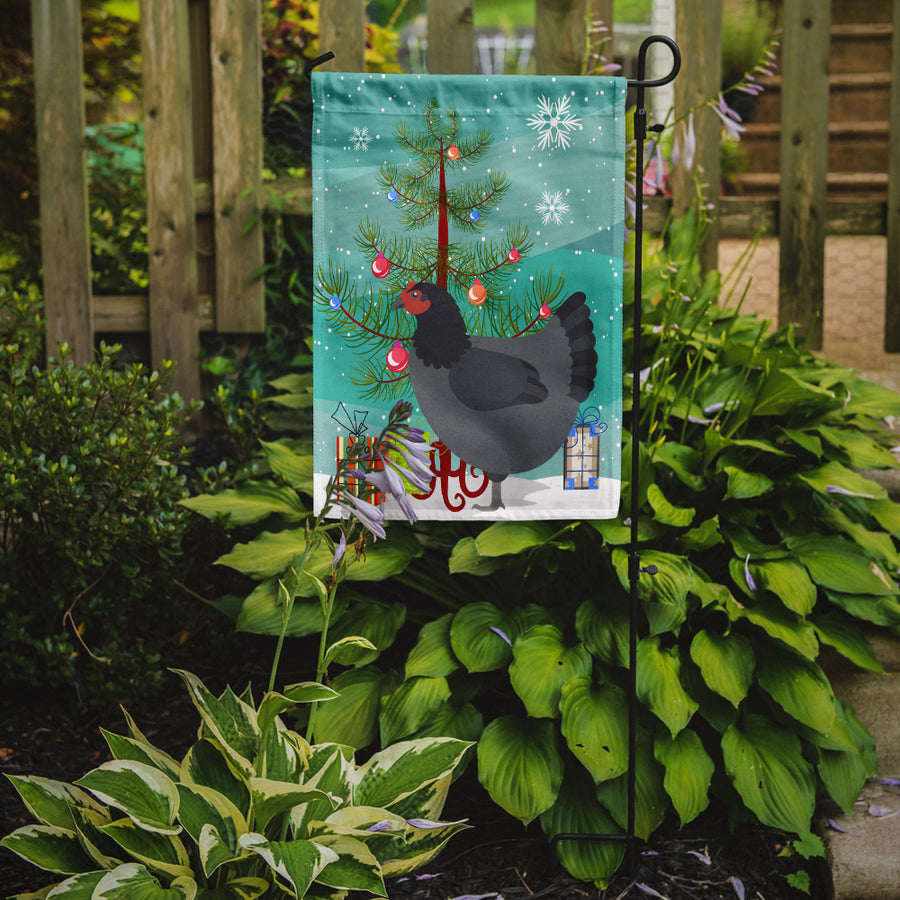 Buy this Jersey Giant Chicken Christmas Flag Garden Size BB9202GF
