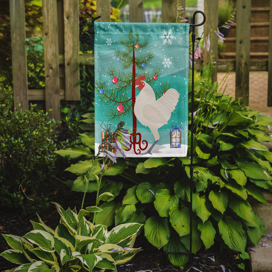 Buy this German Langshan Chicken Christmas Flag Garden Size BB9204GF