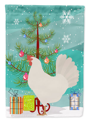 Buy this Leghorn Chicken Christmas Flag Canvas House Size BB9207CHF