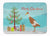 Indian Runner Duck Christmas Machine Washable Memory Foam Mat BB9232RUG by Caroline's Treasures