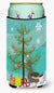 Toulouse Goose Christmas Tall Boy Beverage Insulator Hugger BB9264TBC by Caroline's Treasures