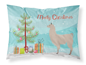 Buy this Llama Christmas Fabric Standard Pillowcase BB9283PILLOWCASE