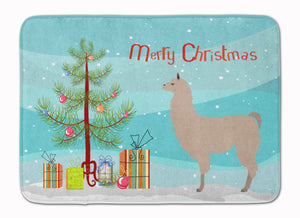 Buy this Llama Christmas Machine Washable Memory Foam Mat BB9283RUG