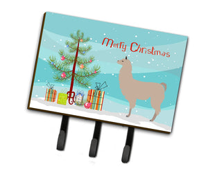 Buy this Llama Christmas Leash or Key Holder BB9283TH68
