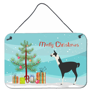 Buy this Llama Q' Ara Christmas Wall or Door Hanging Prints BB9285DS812