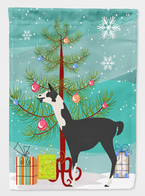 Buy this Llama Q' Ara Christmas Flag Garden Size BB9285GF