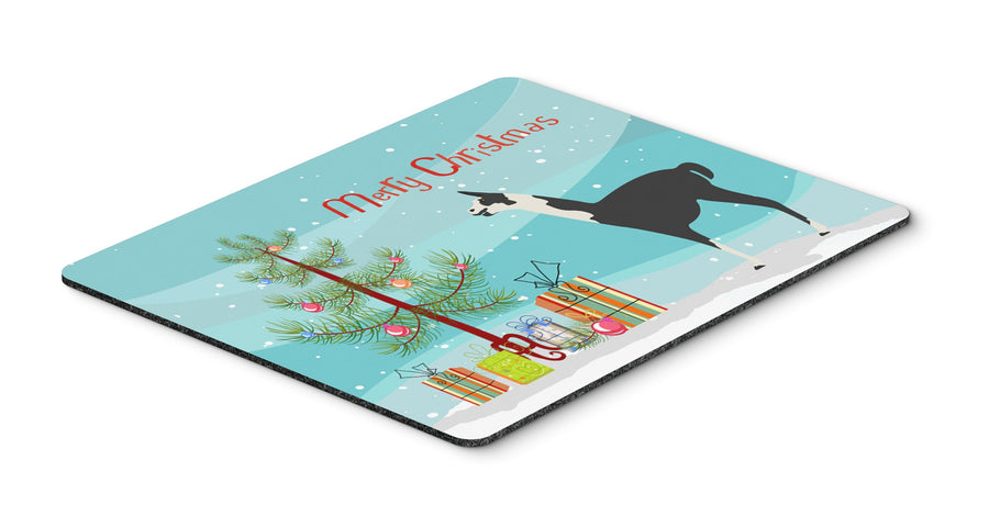 Buy this Llama Q' Ara Christmas Mouse Pad, Hot Pad or Trivet BB9285MP