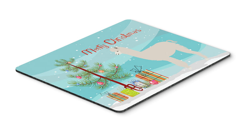 Buy this Alpaca Christmas Mouse Pad, Hot Pad or Trivet BB9286MP