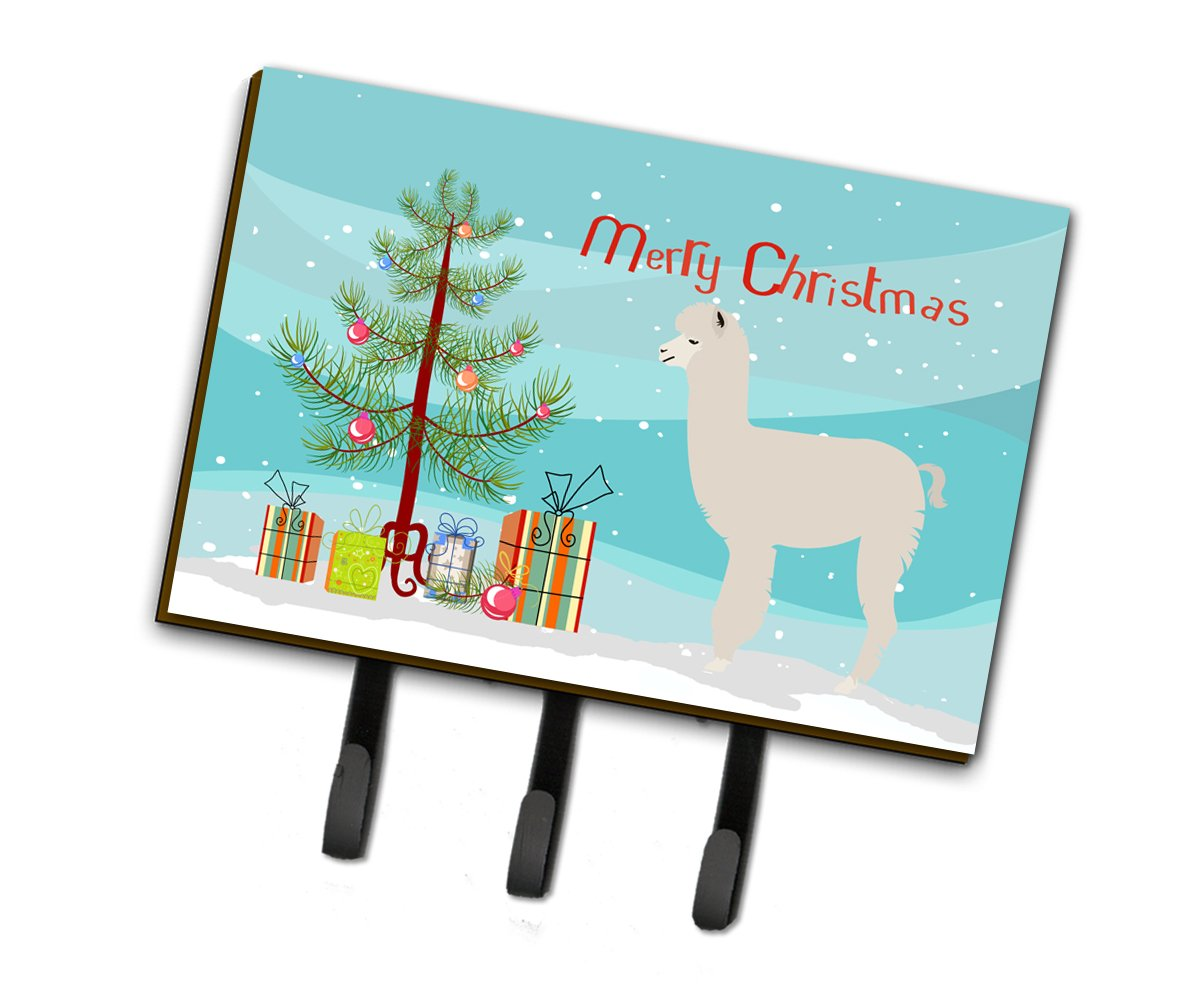 Buy this Alpaca Christmas Leash or Key Holder BB9286TH68