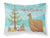 Buy this Alpaca Suri Christmas Fabric Standard Pillowcase BB9287PILLOWCASE