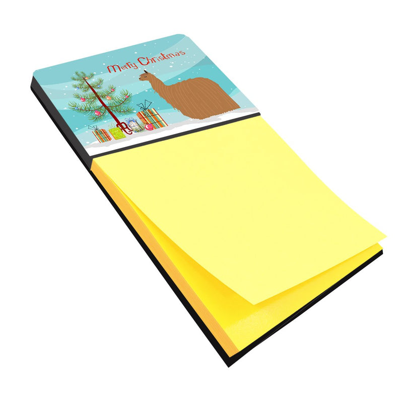 Buy this Alpaca Suri Christmas Sticky Note Holder BB9287SN