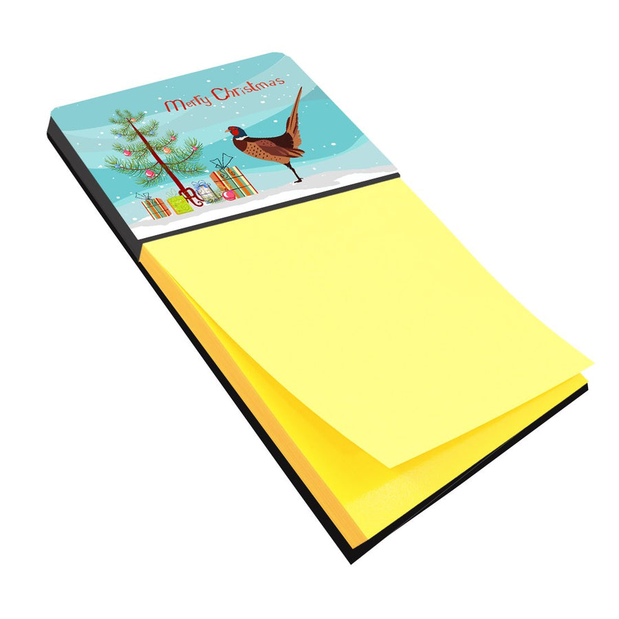 Buy this Ring-necked Common Pheasant Christmas Sticky Note Holder BB9297SN