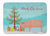 American Landrace Pig Christmas Machine Washable Memory Foam Mat BB9299RUG by Caroline's Treasures