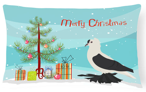 Buy this Saxon Fairy Swallow Pigeon Christmas Canvas Fabric Decorative Pillow BB9313PW1216