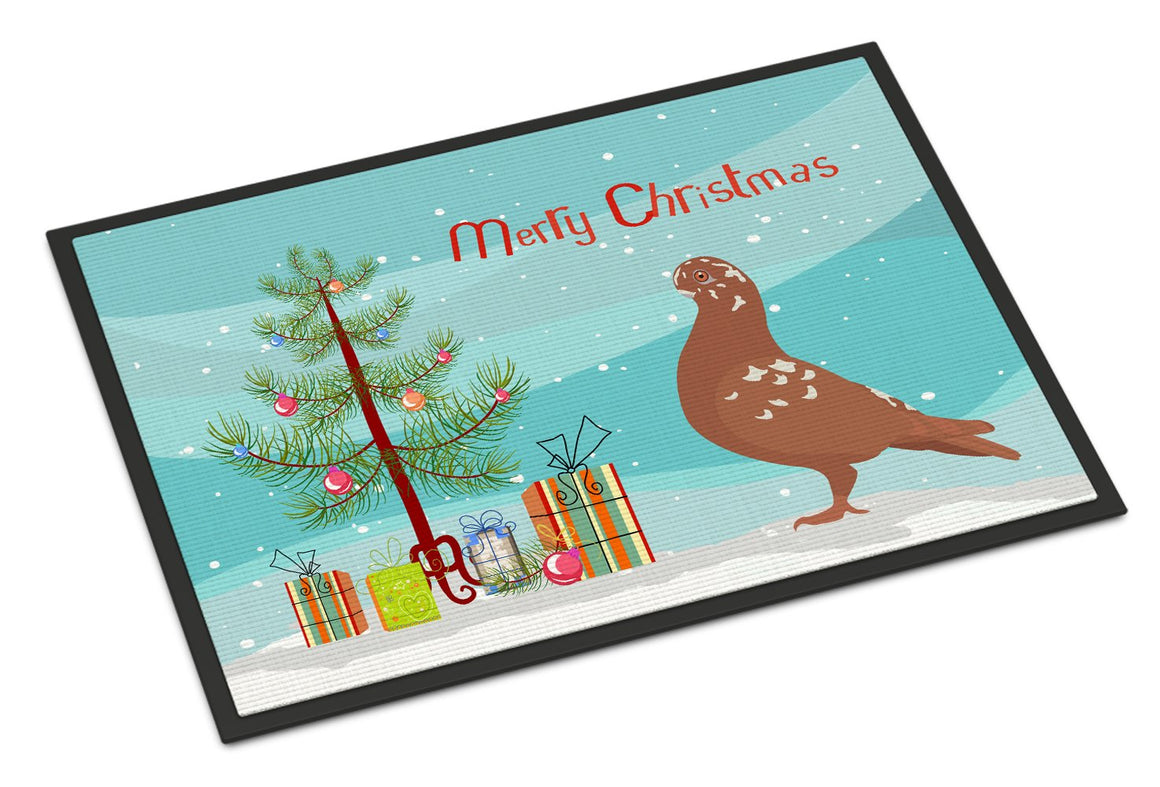 Buy this African Owl Pigeon Christmas Indoor or Outdoor Mat 24x36 BB9320JMAT
