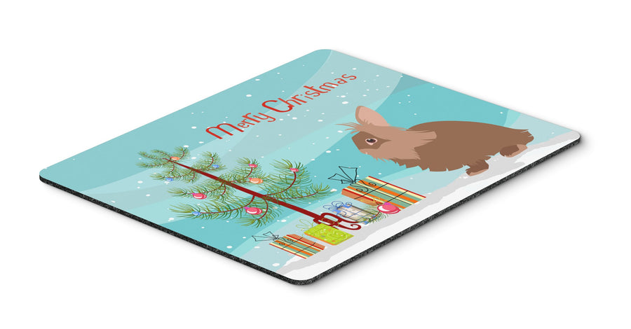 Buy this Lionhead Rabbit Christmas Mouse Pad, Hot Pad or Trivet BB9327MP