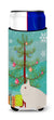Hermelin Rabbit Christmas Michelob Ultra Hugger for slim cans BB9331MUK by Caroline's Treasures