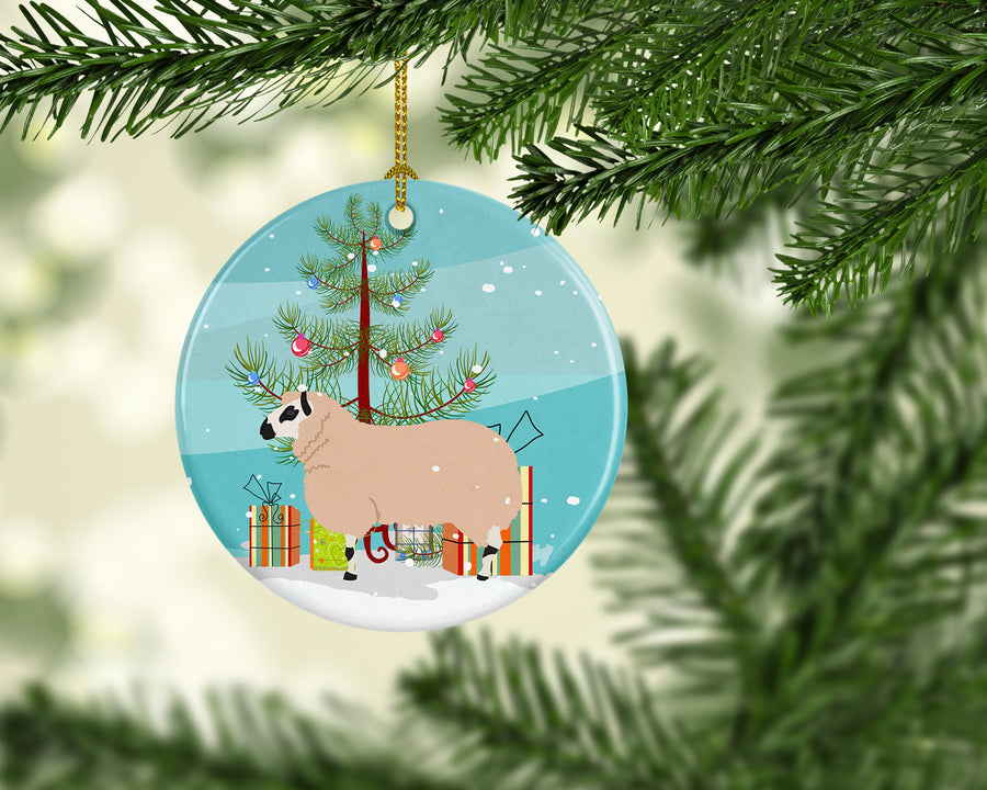 Buy this Kerry Hill Sheep Christmas Ceramic Ornament BB9346CO1