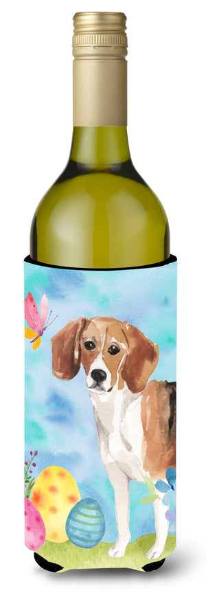 Buy this Beagle Easter Wine Bottle Beverge Insulator Hugger