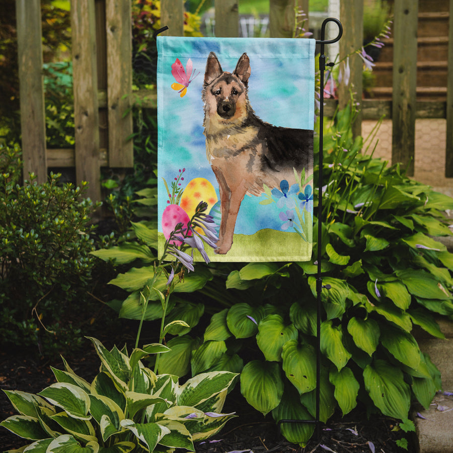 Buy this German Shepherd Easter Flag Garden Size BB9627GF