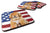 Buy this Tibetan Mastiff Patriotic Foam Coaster Set of 4 BB9721FC