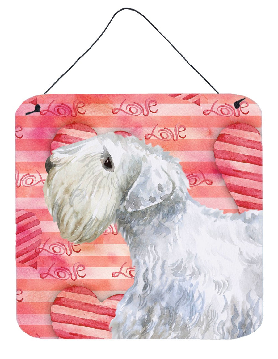 Buy this Sealyham Terrier Love Wall or Door Hanging Prints BB9771DS66