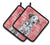 Buy this Dalmatian Puppy Love Pair of Pot Holders BB9795PTHD