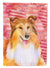 Buy this Sheltie Love Flag Garden Size BB9807GF