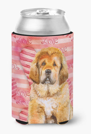 Buy this Tibetan Mastiff Love Can or Bottle Hugger BB9808CC