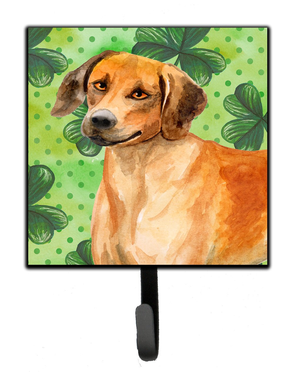 Buy this Rhodesian Ridgeback St Patrick's Leash or Key Holder BB9850SH4